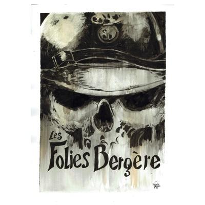 Couverture originale - Les Folies Bergère
