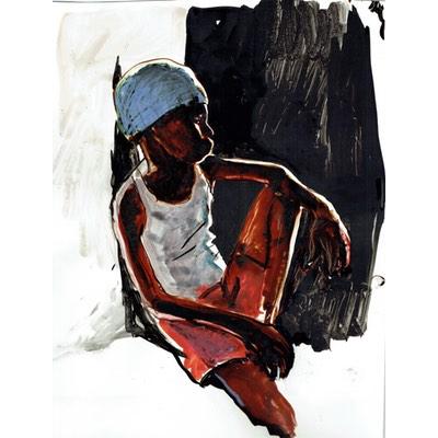 Original drawing - Kililana Song - 4th cover