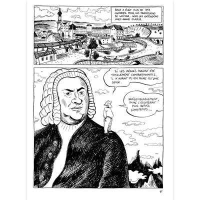 Original Art Page - La petite bédéthèques des savoirs - L'Univers - Page 41