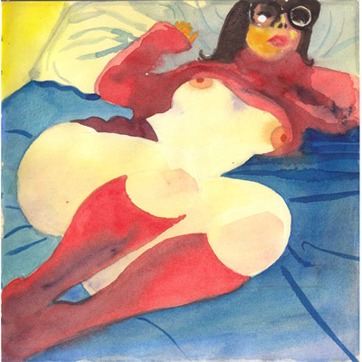Illustration originale - Velma