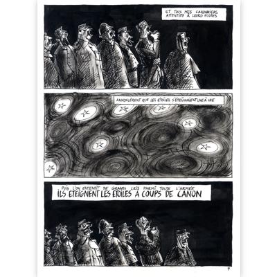 Original Art Page - Les mamelles de Tirésias - Page 7