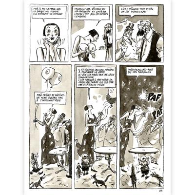 Original Art Page - Les mamelles de Tirésias - Page 23