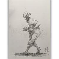 Illustration originale Tremen Hobot