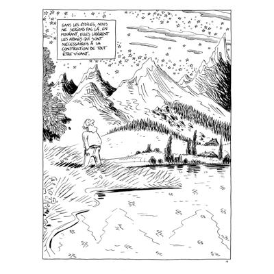 Original Art Page - La biodiversité - Page 1