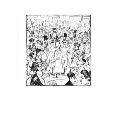 Planche originale - Axolot - Planche N°4